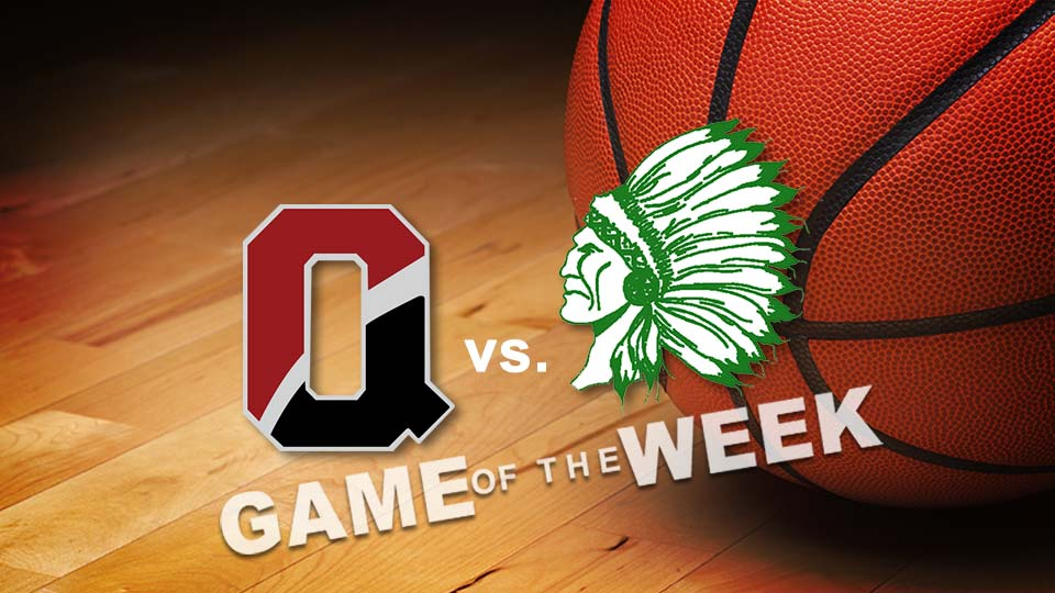 Salem Quakers vs. West Branch Warriors High School Basketball Game of the Week