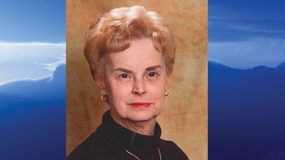 Shirley Blank Werner, Warren, Ohio - obit
