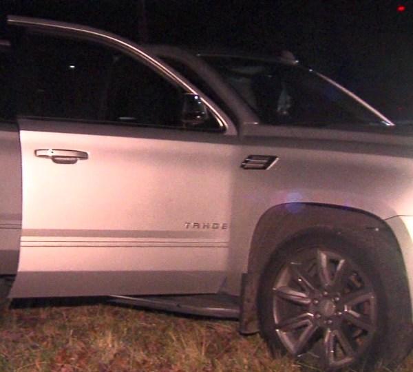 Stolen SUV, Boardman, Youngstown