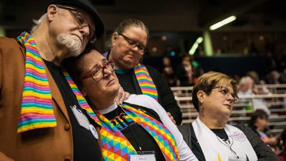 United Methodist Leaders Explain Plan To Split Denomination