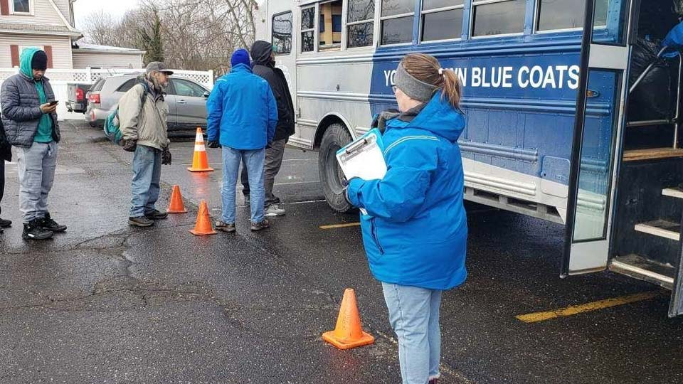 Youngstown Blue Coats make huge donation
