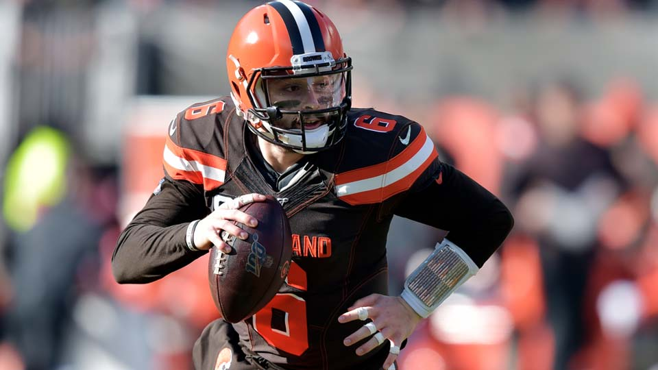 "Columnist suspended for calling Browns' Mayfield ""midget"""