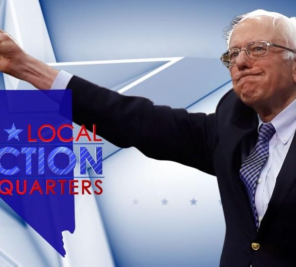 Bernie Sanders, Nevada poll