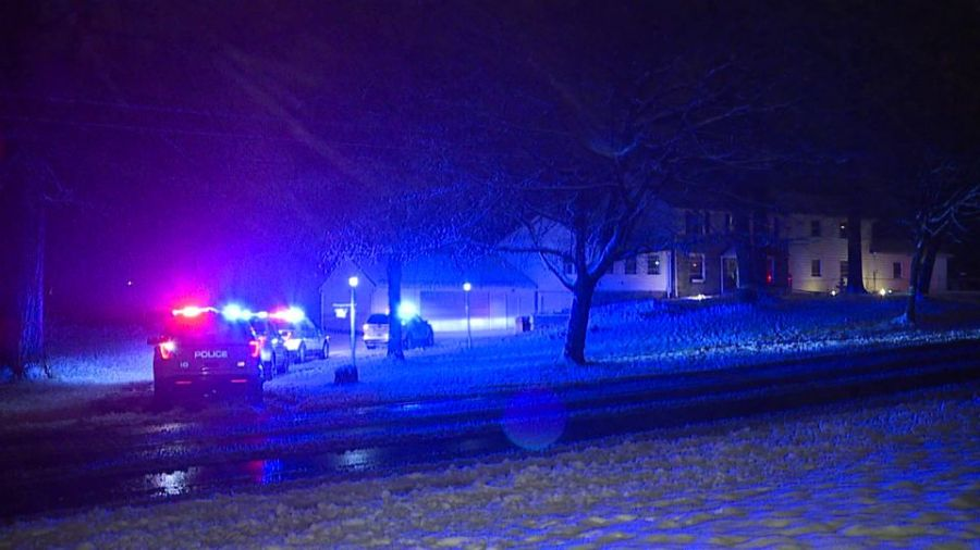 A man was shot and killed in Boardman.
