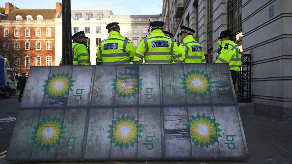 BP lays out long-term ambition to achieve net-zero emissions