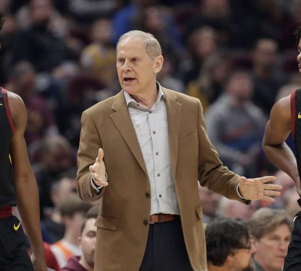 Cleveland Cavaliers head coach John Beilein