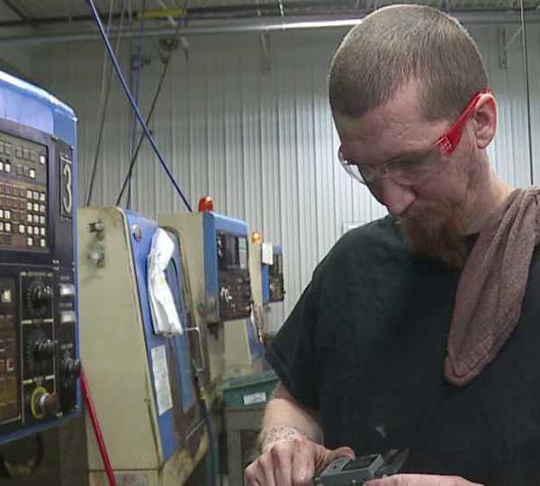 CNC Precision Machine, Parkman, Ohio