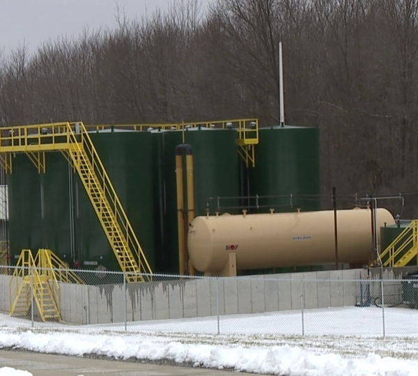 Coitsville Twp. wastewater well overflows