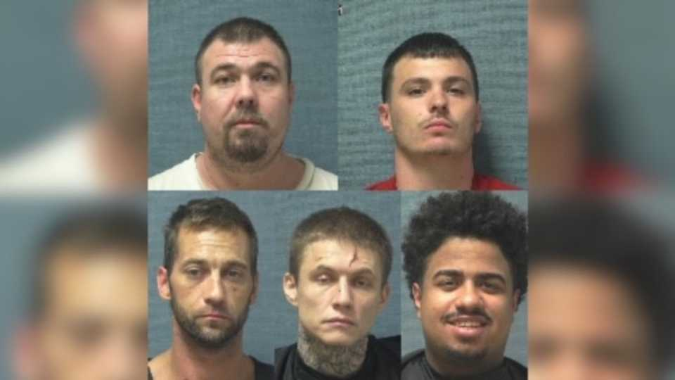 Escaped Stark County inmates