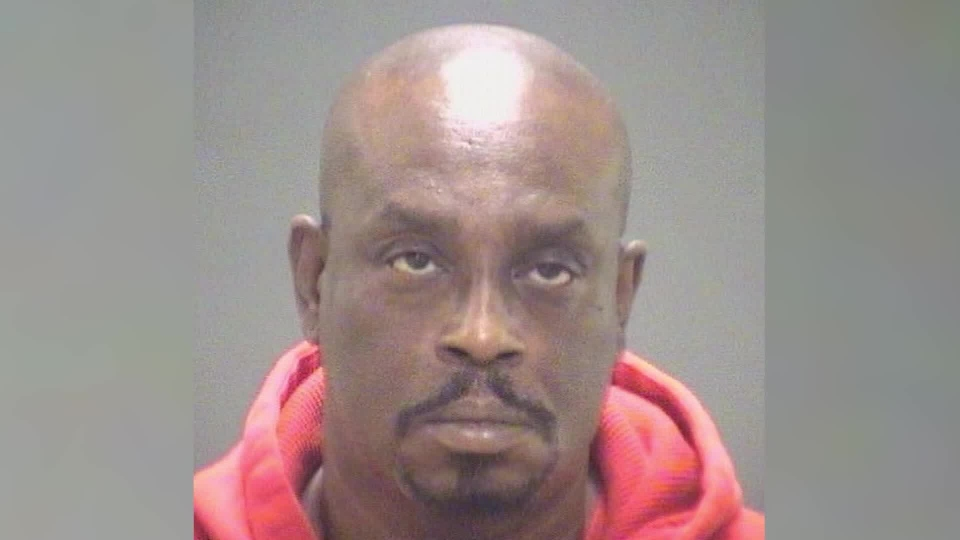 Frederick Hampton, charged in connection to a murder in Alabama