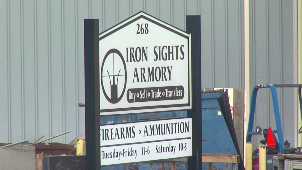 Iron Sights Armory, Canfield