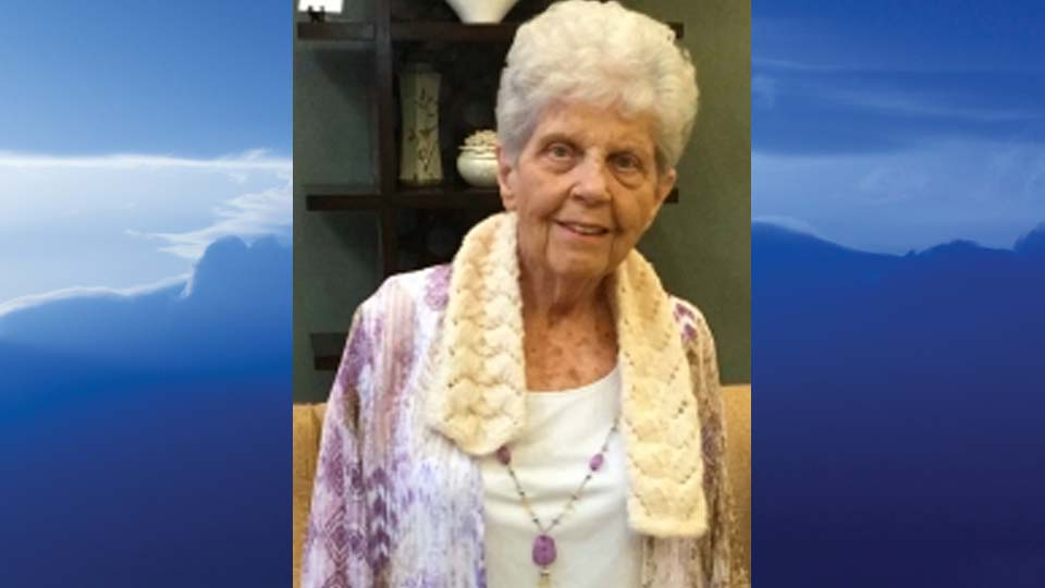 Martha Jane Hammond, Austintown, Ohio - obit