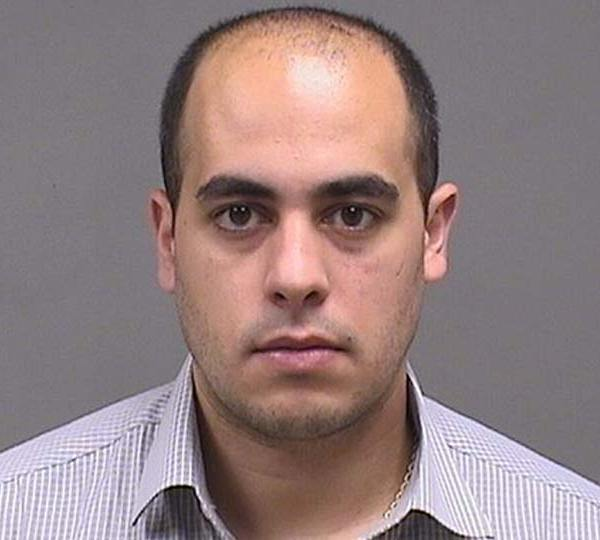 Michael Malvasi Jr., charged with aggravated vehicular homicide.
