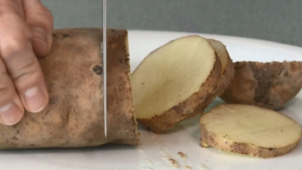 A Denver-area woman is warning others after a serious health scare with potatoes.