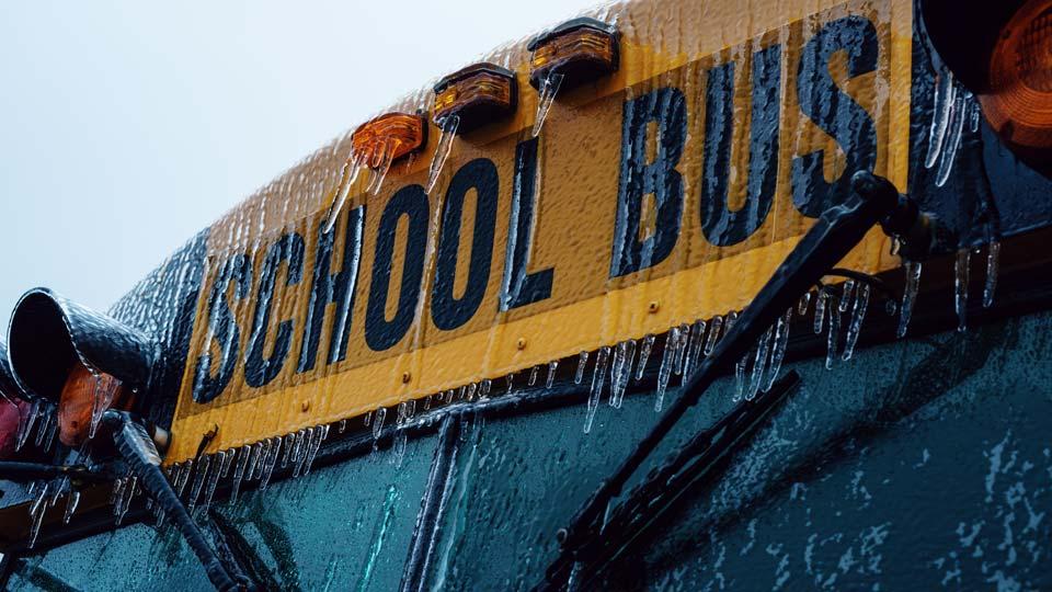 School Closings Ice