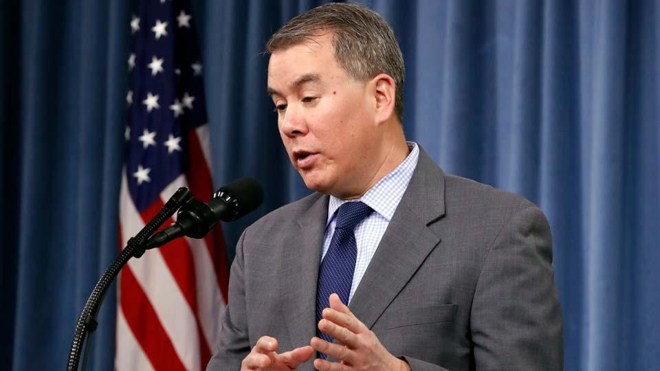 Secretary of Defense for Policy, John Rood