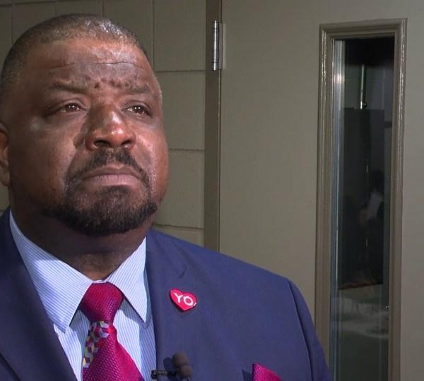 Tito Brown discusses triple homicide