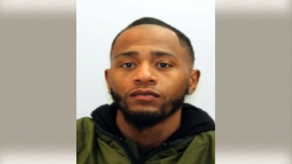 Tyree Robinson, wanted for involuntary manslaughter, Columbiana County