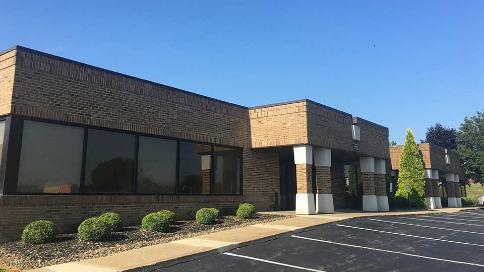 The Wells Fargo building in Canfield has sold for $1.3 million.