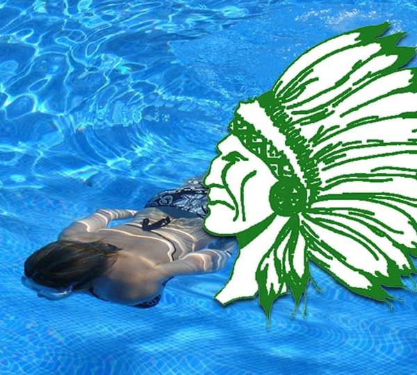 West Branch Warriors swimming
