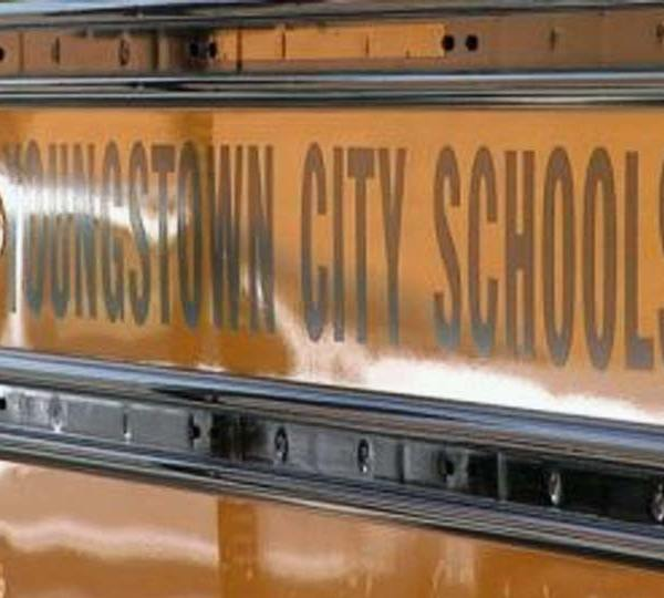 Youngstown City Schools bus