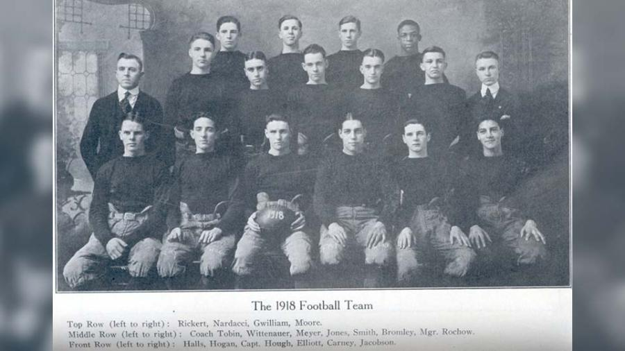 1918 Rayen Football team