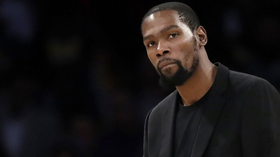 Brooklyn Nets' Kevin Durant