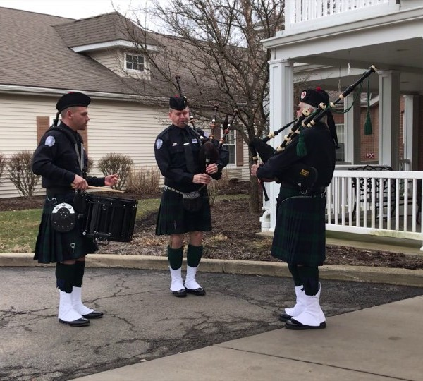 Steel Valley Pipes and Drums