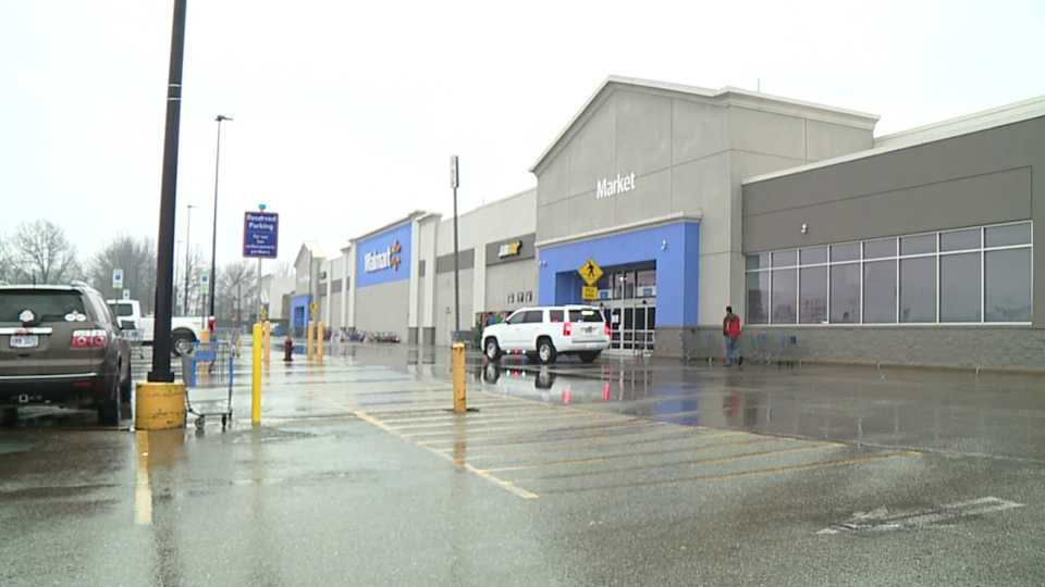 Autsintown Walmart power outages