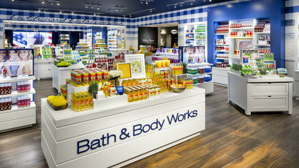 Bath and Body Works stores are temporarily closing.