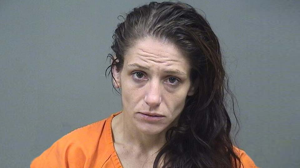 Chere Clinton, charged with robbery in Boardman.