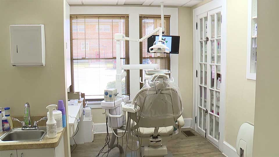 Dentists are looking at their patients and asking questions just like a personal care physician.