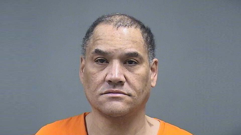 Donald Wells, 51, is in the Mahoning County Jail on a charge of domestic violence