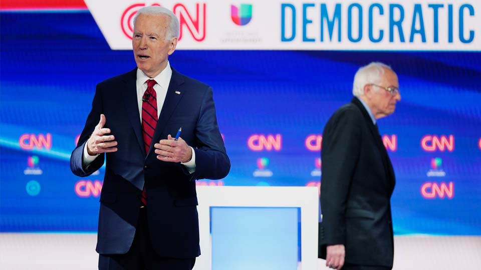 Former Vice President, Joe Biden