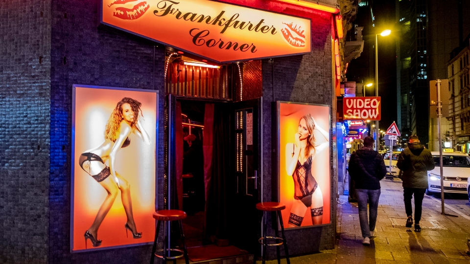 Sex workers face ruin amid virus fears, brothel closures.
