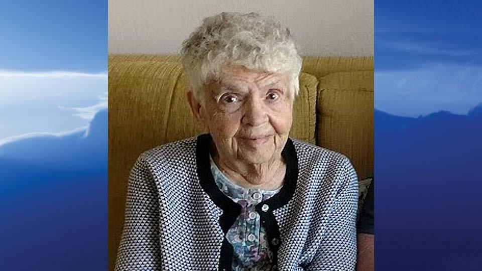 Gertrude Mae Swonger, Cortland, Ohio-obit