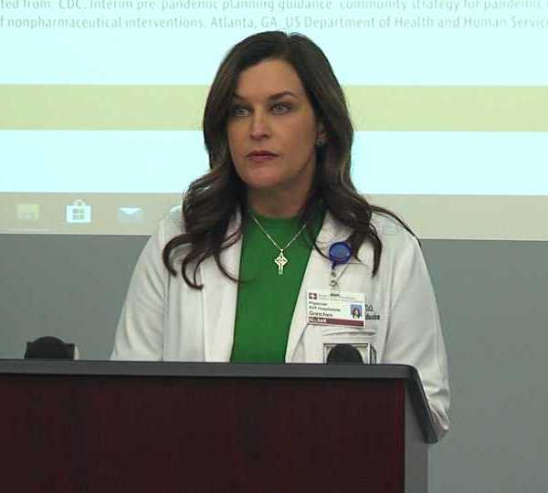 Dr. Gretchen Nickell, East Liverpool City Hospital