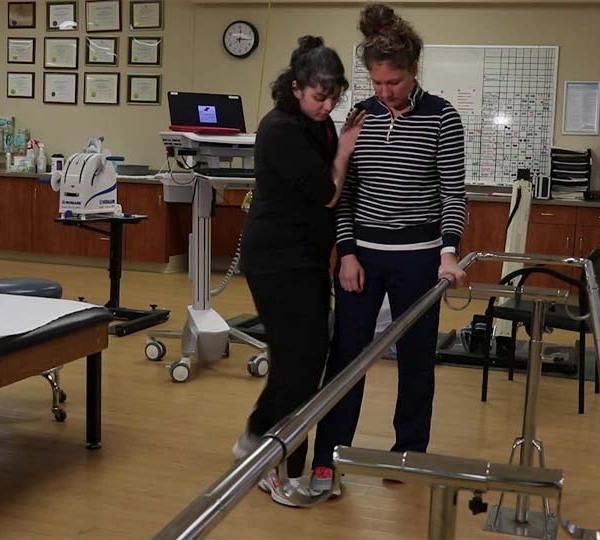 Hillside Rehabilitation Hospital - Stroke Rehabilitation Chat