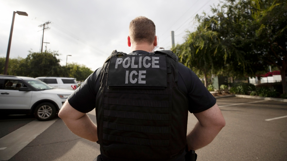 ICE immigration detention