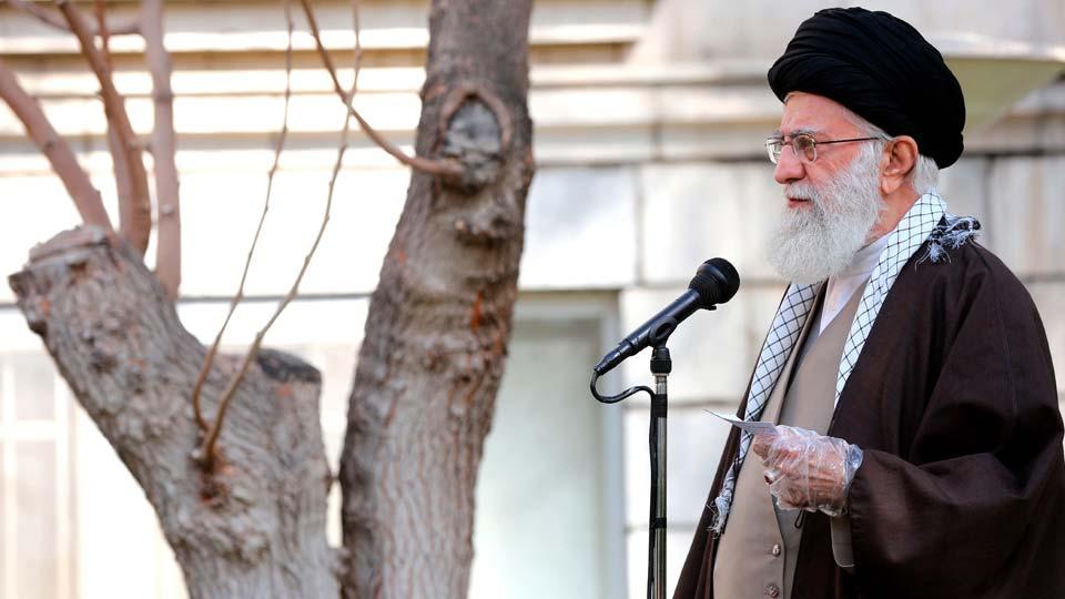 Iranian supreme leader, Supreme Leader Ayatollah Ali Khamenei