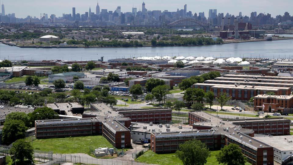 US prisons, jails on alert for spread of coronavirus.