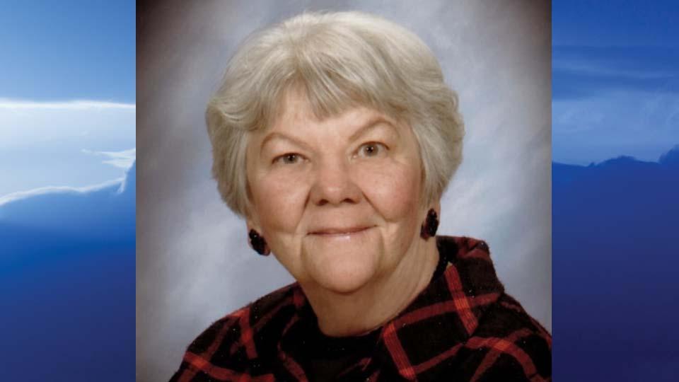 June Harris Murdoch Canfield, Ohio - obit