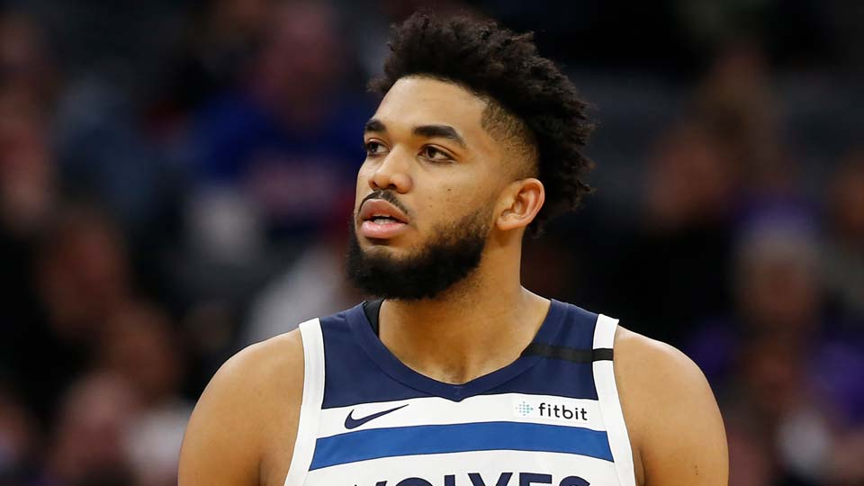 Karl Anthony Towns talks about mother's COVID-19 condition