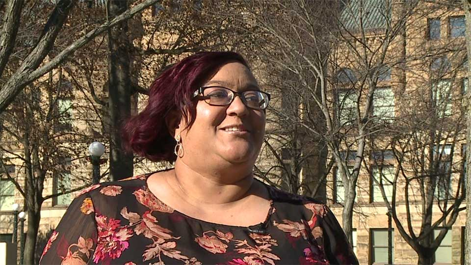 The City of Warren has fired an employee, accusing her of theft in office.
