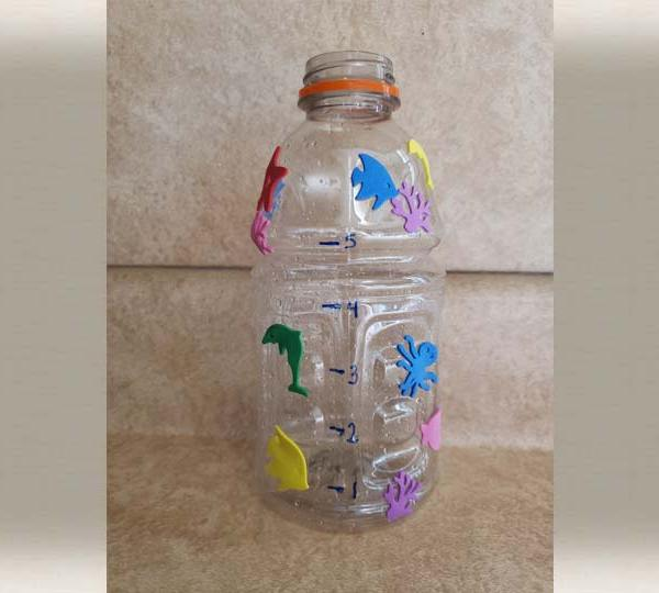 Made by Peyton, a fourth grader at Springfield Elementary