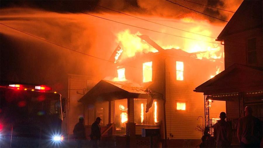 Midland Fire 2