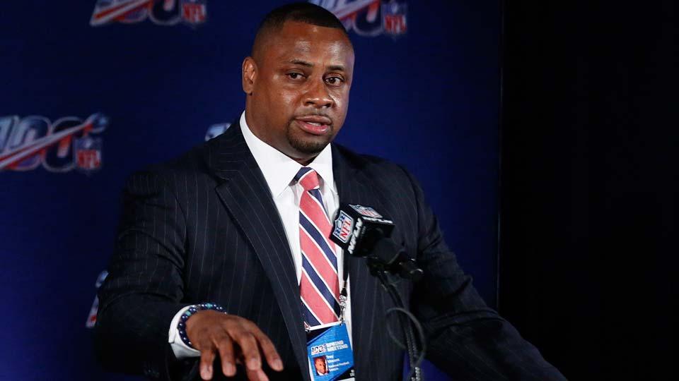 Troy Vincent, NFL executive vice president