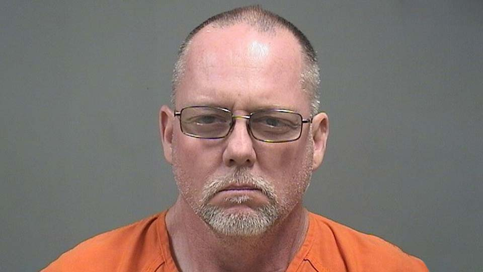Rondal Estep, charged with rape in Mahoning County.