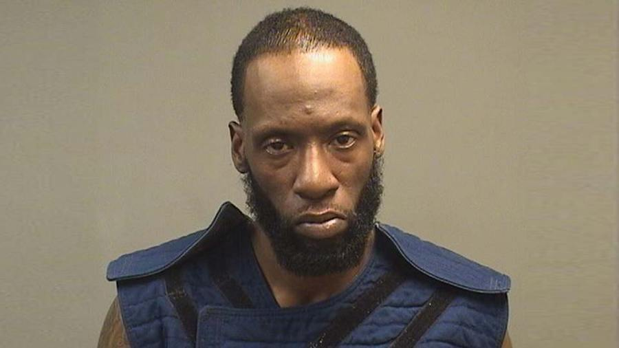 Terrell Martin, charged with a 2017 Youngstown shooting death.