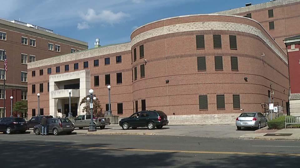 Trumbull County Jail.